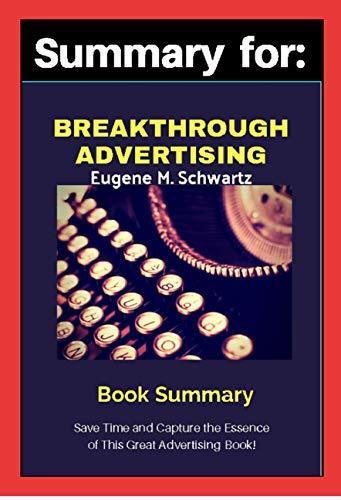 Breakthrough Advertising - Eugene Schwartz