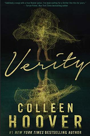 Image result for verity book cover