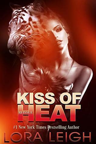 Kiss of Heat (Breeds, #4; Feline Breeds #3)
