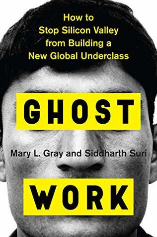 Ghost Work by Mary L. Gray