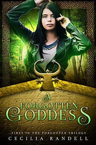 A Forgotten Goddess (The Forgotten #1)