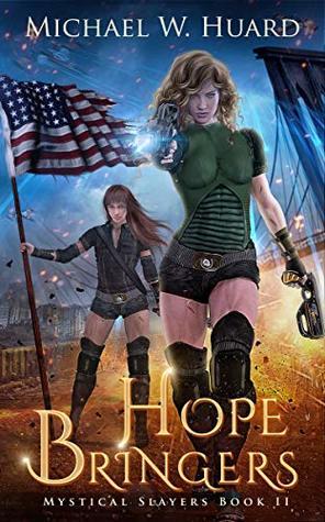 Hope Bringers (Strong superhero women)