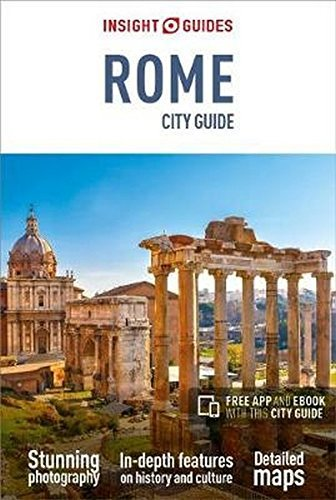 Insight Guides City Guide Rome (Insight City Guides), 10th Edition