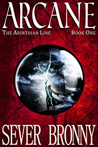 Arcane (The Arinthian Line #1)