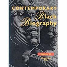 Contemporary Black Biography, Volume 1
