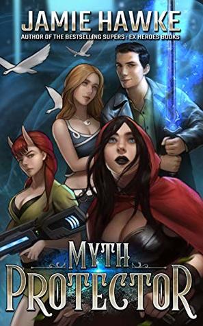 Myth Protector (Myth Protector #1)