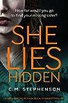 She Lies Hidden