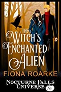 The Witch's Enchanted Alien