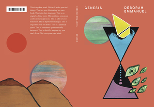 Genesis - Visual Poetry Collection by Deborah Emmanuel