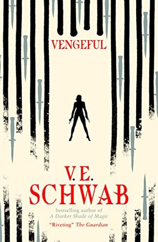 Vengeful (Villains, #2) by V E  Schwab