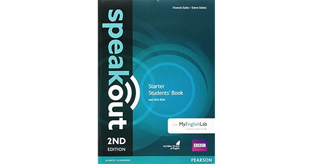 Speakout Starter 2nd Edition Students' Book with DVD-ROM and