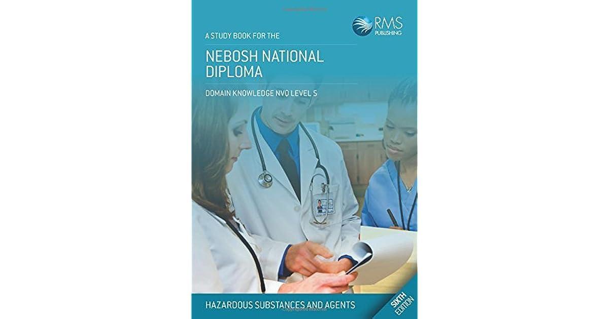 Nebosh Diploma Study Book
