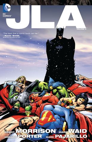 JLA: The Deluxe Edition, Vol. 4