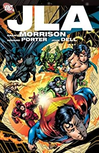 JLA: The Deluxe Edition, Vol. 1