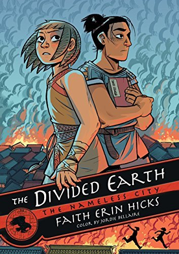 The Nameless City: The Divided Earth