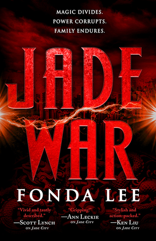 Lee, Fonda – Jade War