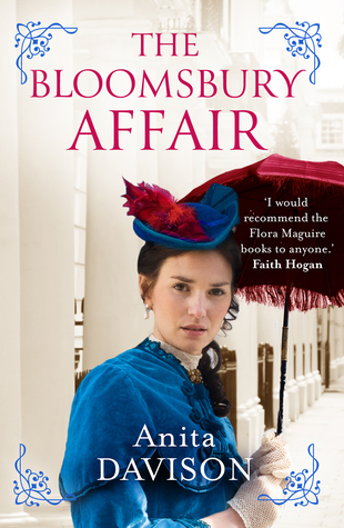 The Bloomsbury Affair (Flora Maguire Mysteries, #5)