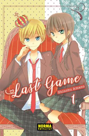 ラストゲーム 1 Last Game 1 By Shinobu Amano