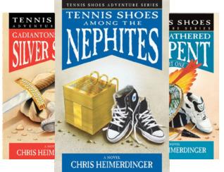 Tennis Shoes Adventure Series By Chris Heimerdinger