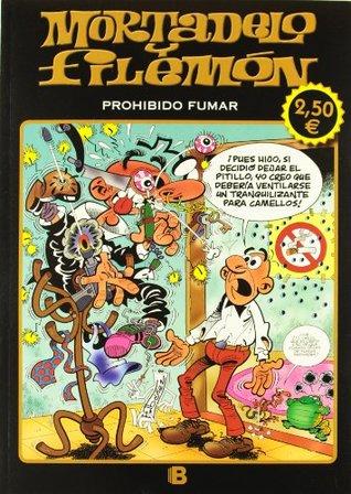 Mortadelo y Filemon: Prohibido fumar