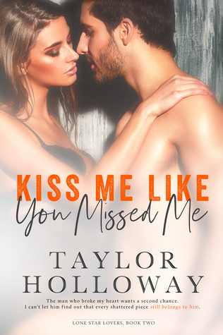 Kiss Me Like You Missed Me (Lone Star Lovers, #2)