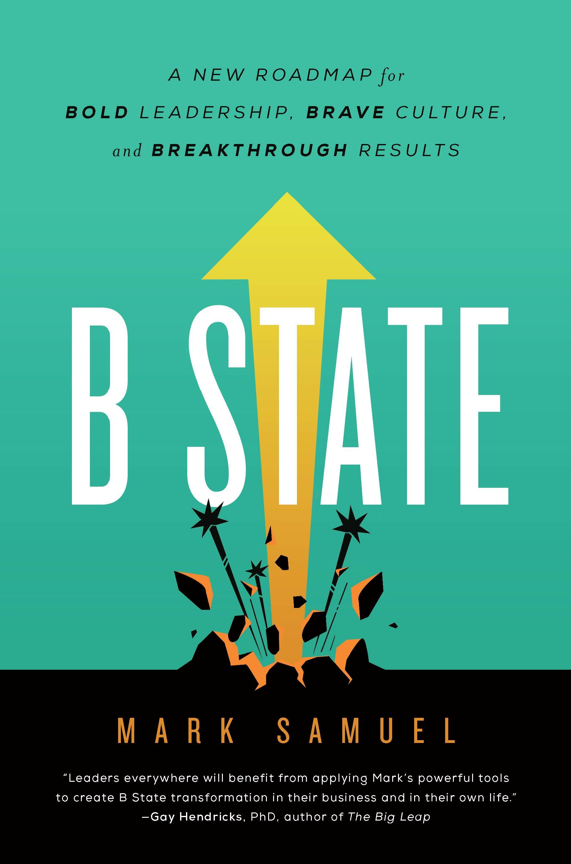 B State A New Roadmap for Bold Leadership Brave Culture and Breakthrough Results