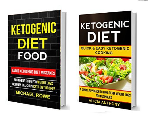 Ketogenic Diet Food 2 in 1 Box Set Avoid Ketogenic Diet Mistakes Beginners Guide For Weight Loss