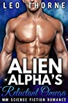 Alien Alpha's Reluctant Omega (Zatan Warriors, #3)