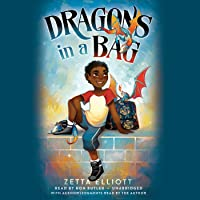 Dragons in a Bag (Dragons in a Bag, #1)