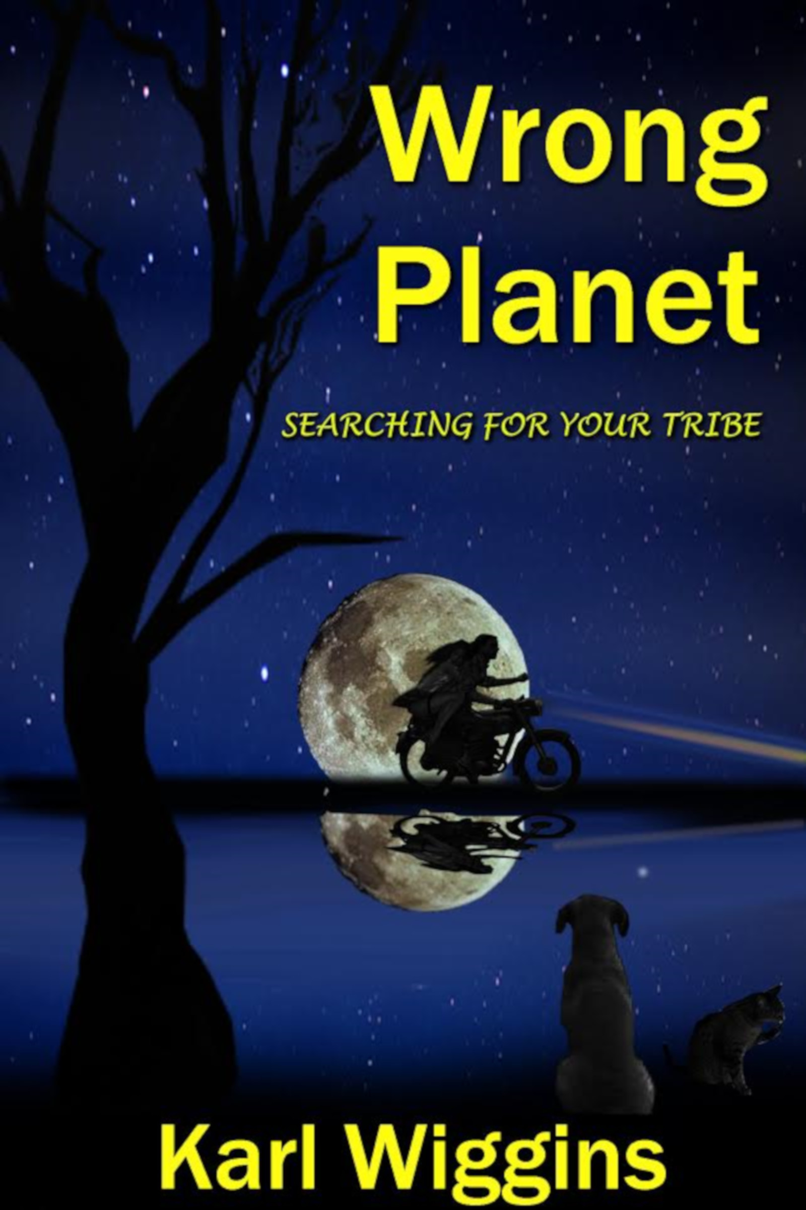Wrong Planet - Searching for your Tribe