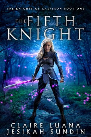 The Fifth Knight by Claire Luana