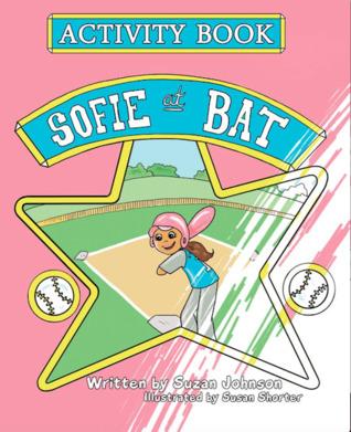 Sofie at Bat Activity Book