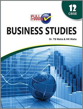 Business Studies Class 12 CBSE (2019-20)