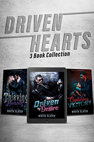 Driven Hearts - Three Book Collection - Nikita Slater