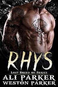 Rhys (The Lost Breed MC #7)
