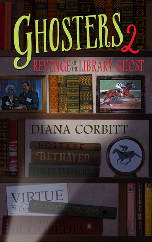 Ghosters 2: Revenge of the Library Ghost