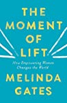 Book cover for The Moment of Lift: How Empowering Women Changes the World