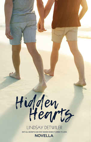 Hidden Hearts (Lines in the Sand #0.5)