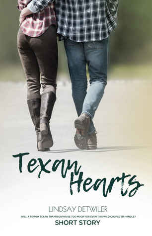 Texan Hearts (Lines in the Sand #3)
