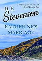 Katherine's Marriage (The Marriage of Katherine, #2)