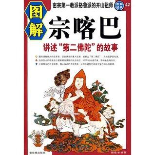 En tsong-kha-pa (imagen)-Story de la Segunda Buda (chino Edition)
