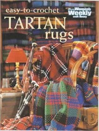 Easy to Crochet Tartan Rugs by Mary Coleman