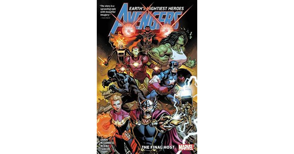 Avengers, Vol  1: The Final Host by Jason Aaron