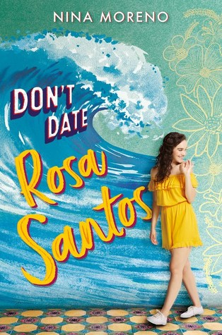 Image result for don't date rosa santos