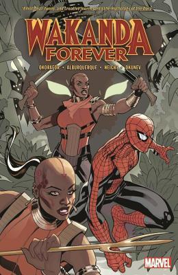 Wakanda Forever by Nnedi Okorafor