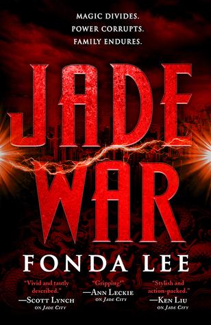 Jade War by Fonda Lee