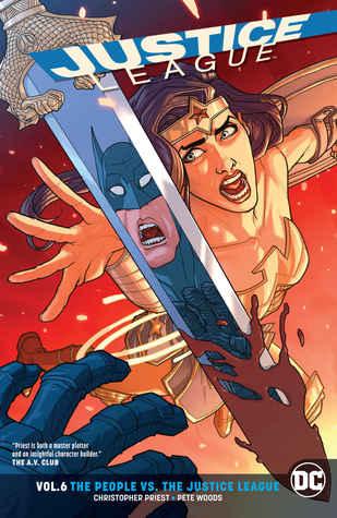Justice League, Vol. 6 by Christopher J. Priest