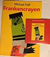 Frankencrayon with Read Along CD