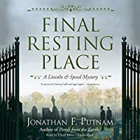 Final Resting Place (A Lincoln and Speed Mystery #3)
