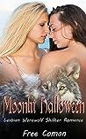 Moonlit Halloween: Lesbian and Werewolf Shifter Romance